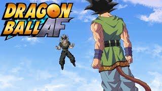 [Trailer] Dragonball AF - Enter Super Saiyan 5