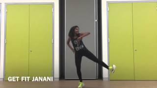 MAARI THARA LOCAL - Tamil Kuthu Fitness - GET FIT JANANI
