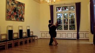 getlinkyoutube.com-Deju kursi - Tango. Slēgtā Promenāde ar Tap