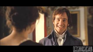"getlinkyoutube.com-►Mr. Darcy & Elizabeth | ""You have bewitched me, body and soul, and I love, I love, I love you..."""