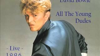getlinkyoutube.com-David Bowie - All The Young Dudes - Tel Aviv 1996