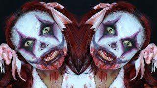 Happy Clown - Halloween tutorial