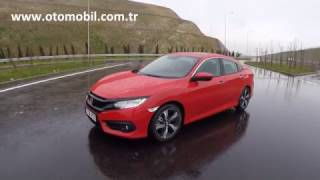 getlinkyoutube.com-Honda Civic Sedan RS 1.5 Turbo 2017 Test