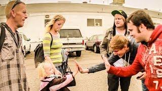 getlinkyoutube.com-Homeless Family Makeover  | Give Back Films
