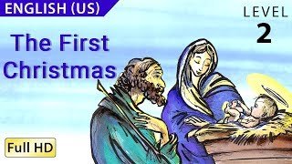 """getlinkyoutube.com-The First Christmas: Learn English (US) with subtitles - Story for Children """"BookBox.com"""""""