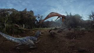 Jurassic World: Blue - Oculus Trailer