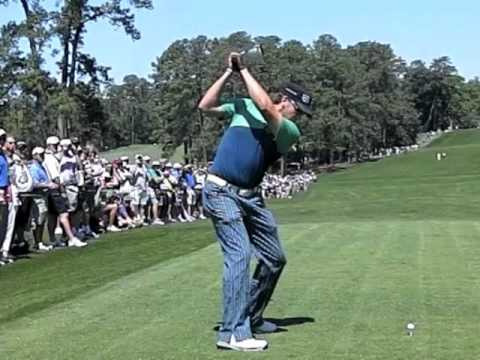 Tee Shots From The 2011 Masters