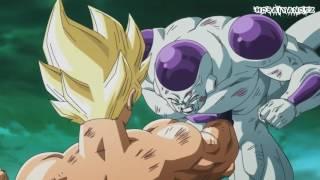 getlinkyoutube.com-Dragon Ball Super Especial - Goku Super Saiyajin Vs. Freezer 100% de Poder (Sub Español 1080p HD)