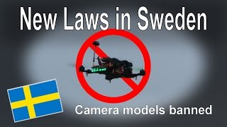 getlinkyoutube.com-RC News: New Drone Laws in Sweden