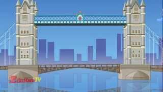 getlinkyoutube.com-London Bridge is Falling Down | Nursery Rhyme