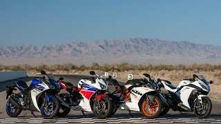 getlinkyoutube.com-2015 Beginner-ish Sportbike Shootout