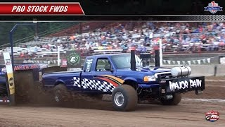 getlinkyoutube.com-PPL 2014: Pro Stock 4wd Trucks pulling at Corydon, IN (Friday)