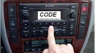 getlinkyoutube.com-حل شفرة كود الراديو لاي سيارة - Youtube