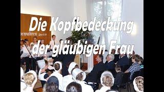 getlinkyoutube.com-Dr. Lothar Gassmann: KOPFTUCH / KOPFBEDECKUNG DER FRAU - was lehrt die Bibel darüber?