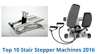 getlinkyoutube.com-10 Best Stair Stepper Machines 2016