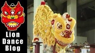 getlinkyoutube.com-2008 Lion Dance Competition - Hong Kong, China Dragon and Lion Dance Kirin brave