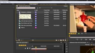 getlinkyoutube.com-Premiere Pro CS6 Techniques: 58 Importing Image Sequences