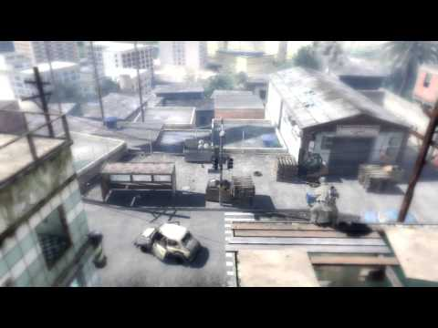 60FPS Soldier Cinematics 720p - Favela (READ DESC)