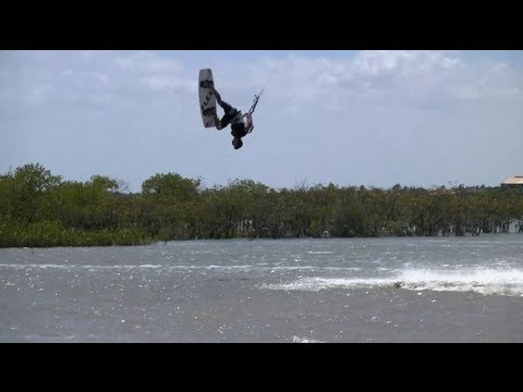 On The Loose - Kiteboard Training in Brazil - Episode 2