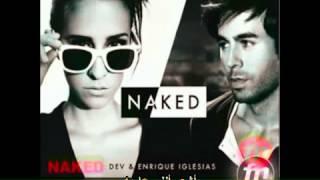 getlinkyoutube.com-ترجمة أغنية أنريكي Dev ft. Enrique Iglesias -  Naked zzee2009 zzee2012