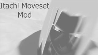getlinkyoutube.com-NUNSR Moveset Mod: Itachi Uchiha