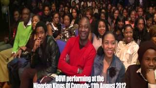 NIGERIAN KINGS OF COMEDY TV SPECIAL - EPISODE 4 (Part B)