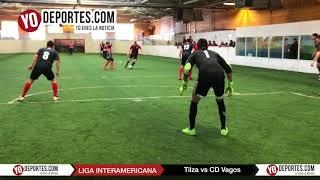Tilza vs. CD Vagos Liga Interamericana