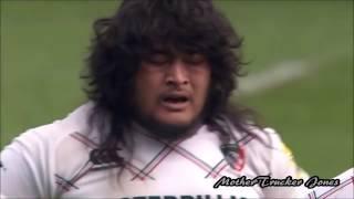 getlinkyoutube.com-GENRE: SPORTS - Most feared Samoan Rugby Players