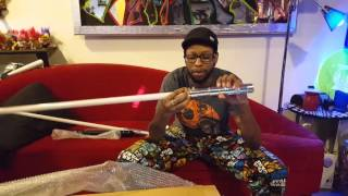 getlinkyoutube.com-Ultrasabers Unboxing - Dark Arbiter, 2 Grab bags, and some extras.
