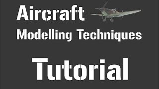 getlinkyoutube.com-Aircraft Modelling Techniques Part 13 - Weathering & Finishing