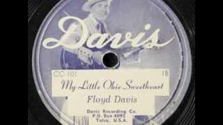 getlinkyoutube.com-My Little Okie Sweetheart - Floyd Davis
