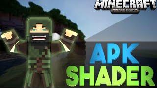 "Apk""Minecraft Pe"" textura shaders 0.12.3™"