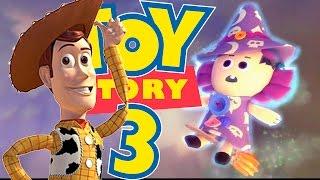 getlinkyoutube.com-TOY STORY 3 EN ESPAÑOL WOODY Y LA BRUJA DE LA CASA DE BONNIE   MY MOVIE GAMES JUEGOS DE PELICULA