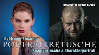 getlinkyoutube.com-Lightroom-Pinsel für Portraitretusche - von Beauty bis Charakter