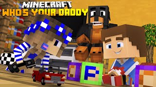 getlinkyoutube.com-Minecraft Whos your Daddy-LITTLE CARLY DROWNS!!