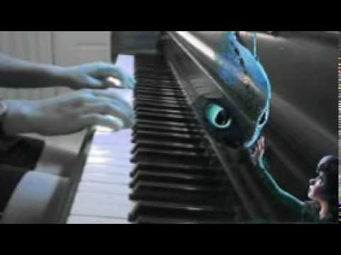 How to Train Your Dragon - Where's Hiccup? (Piano Excerpt)