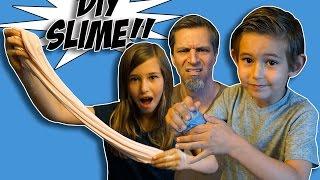 OBSESSED! DIY Slime