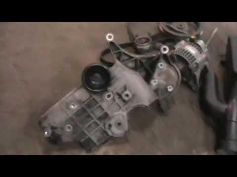 Где у Chrysler Sebring цилиндр сцепления