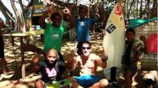 "getlinkyoutube.com-Cabarete`s best kept secrets: ""Pauhana Surf School"""