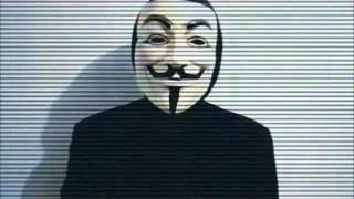 ANONYMOUS CUMPLIO SU AMENAZA.