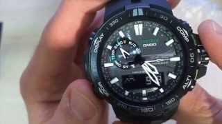 getlinkyoutube.com-CASIO PRW-6000Y-1AJF