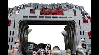 getlinkyoutube.com-LEGO Star Wars Deutsch Imperiale Basis auf Sullust (MOC) Ganzes Video