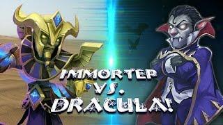 getlinkyoutube.com-Immortep VS Vlad Dracula