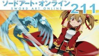 getlinkyoutube.com-Sword Art Online: Hollow Fragment - PS VITA Walkthrough 211 - Pina Wants attention!