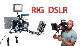 getlinkyoutube.com-كلاكيت | شرح حامل الكاميرا  RIG DSLR CAMERA