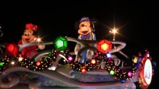 getlinkyoutube.com-2016 TDS カラー・オブ・クリスマス~ナイトタイム・ウィッシュ~ リドアイル 最前列