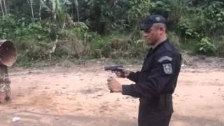 getlinkyoutube.com-Defeito na Taurus 24/7 faz arma atirar igual metralhadora