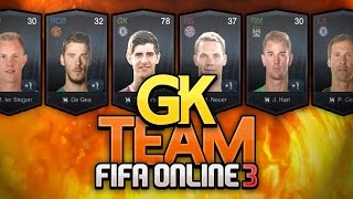 getlinkyoutube.com-FIFA ONLINE 3 | GK TEAM !! เอาโกลมาทำฟลูทีม !!!!