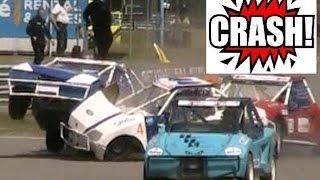 getlinkyoutube.com-Best of crash highlights 2014!! crashes, spins, drifts