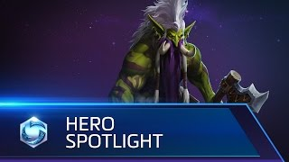 Heroes of the Storm - Zul'jin Spotlight